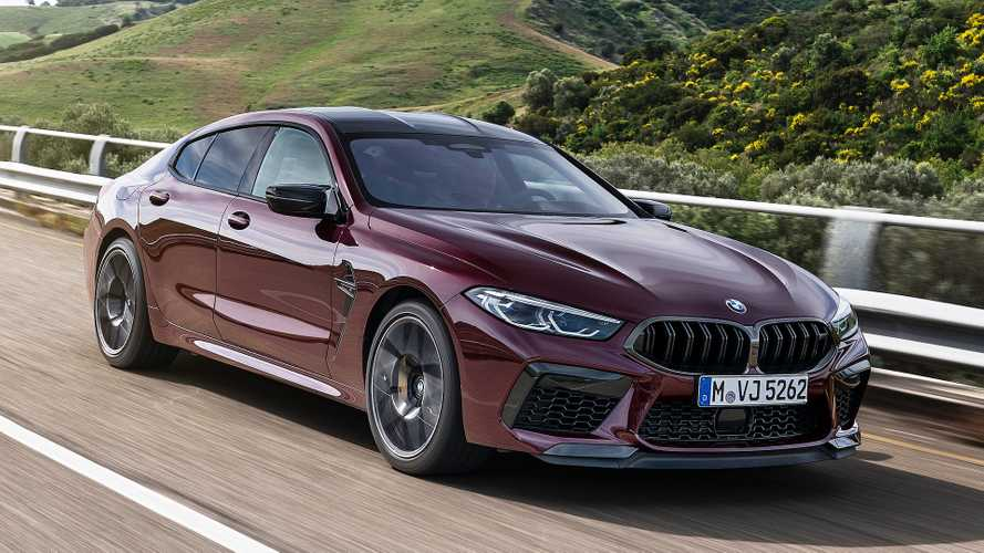 BMW Announces Stop Sale On Some M Models Over Transmission Issue