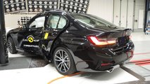 BMW Serie 3 Crash Test Euro NCAP 2019