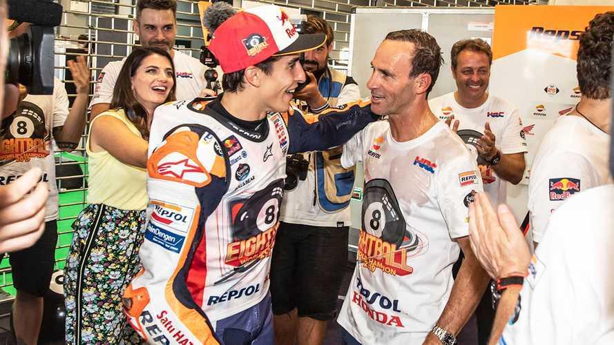 Honda e Marquez stanno già negoziando il rinnovo