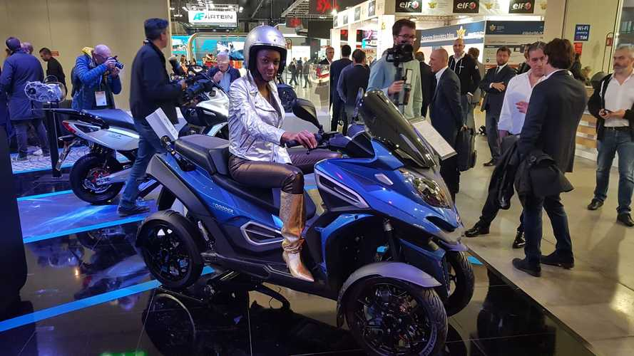 Quadro Vehicles, al Salone di Ginevra 2020 con eQooder