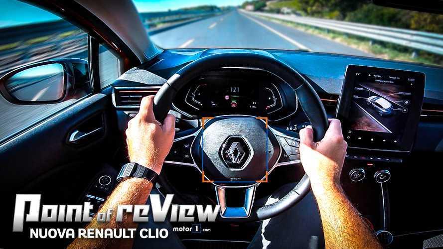 Nuova Renault Clio: qualità a prima vista!