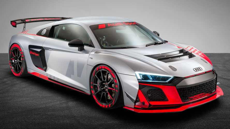 2020 Audi R8 LMS GT4 Debuts With Sharper Looks And Nearly 500 HP