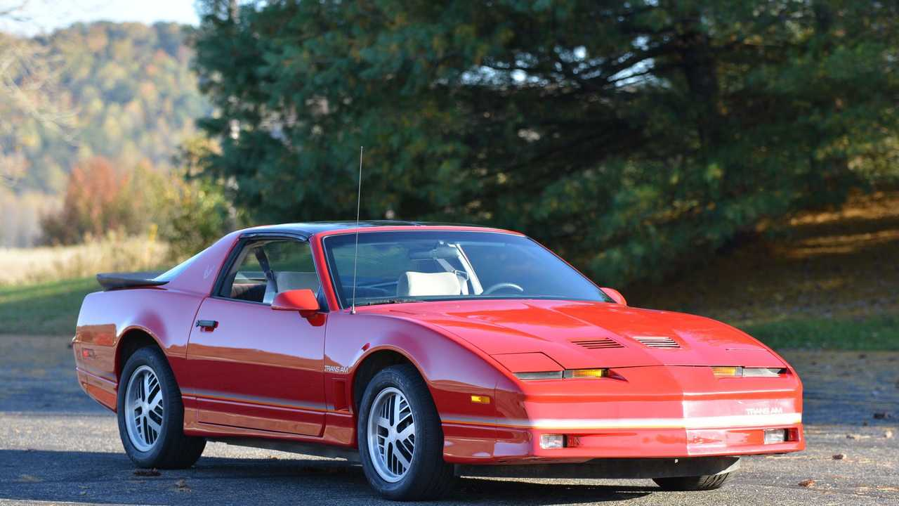 Is It Time To Hit The Show Circuit In A Third-Gen Trans Am?