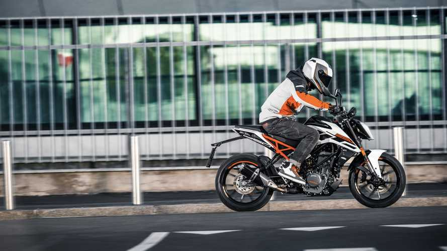 Rumor Of A Baby KTM 250 Adventure Bike Surfaces