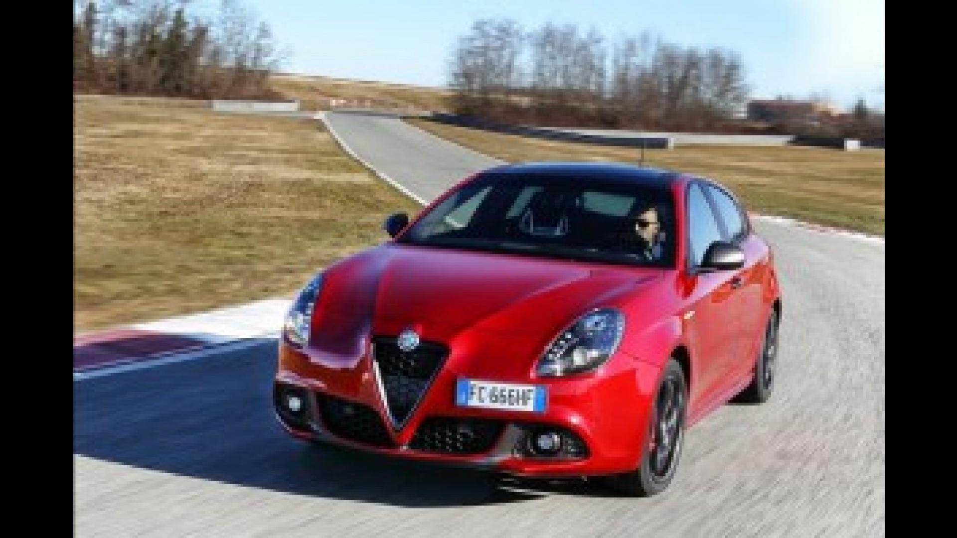 Alfa Romeo Giulietta'nın yeni görünümü