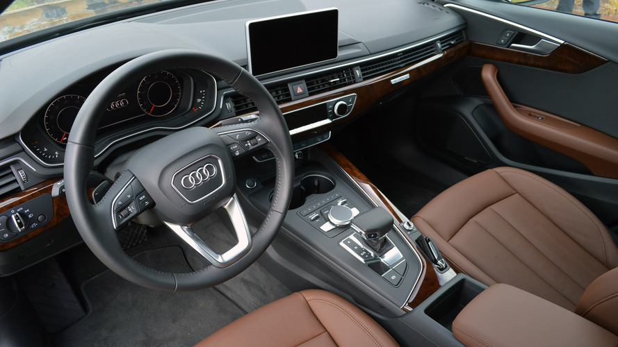 2017 Audi A4 Allroad First Drive