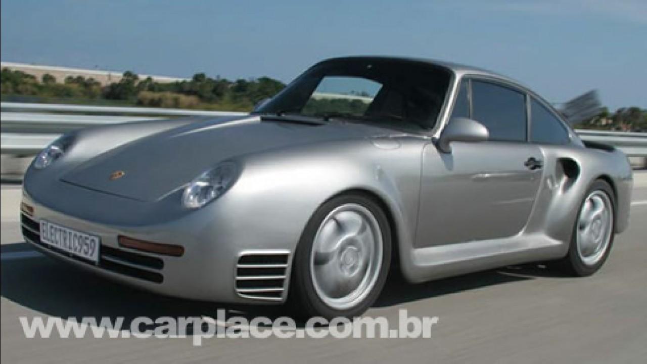 Empresa oferece Porsche 911 Elétrico por R$ 112 mil - Desempenho é mantido