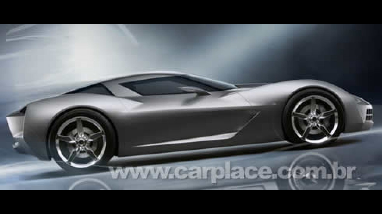 Estrela do Transformers 2: Chevrolet mostra o Corvette Stingray Concept
