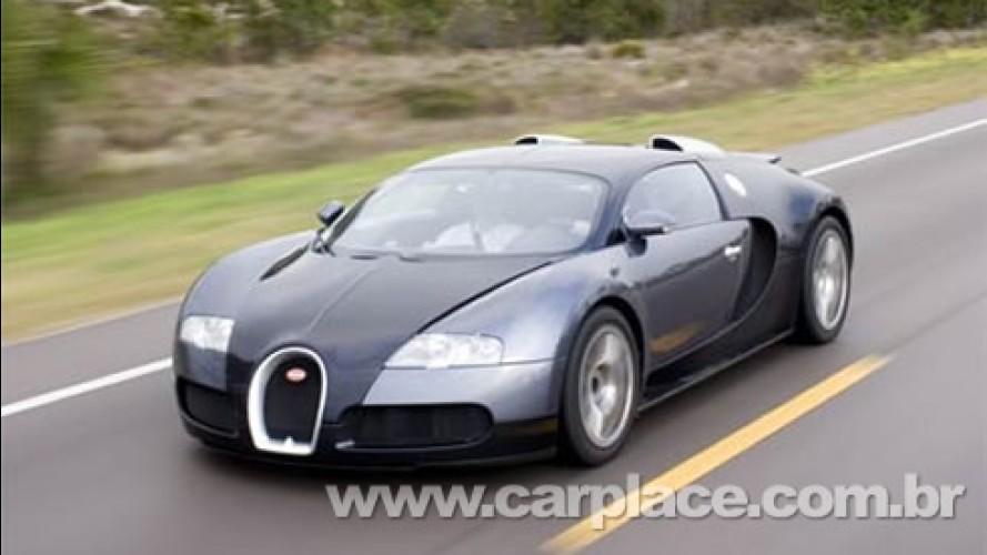 Vídeo: BMW M3 com 420 cavalos de potência desafia um... Bugatti Veyron!!