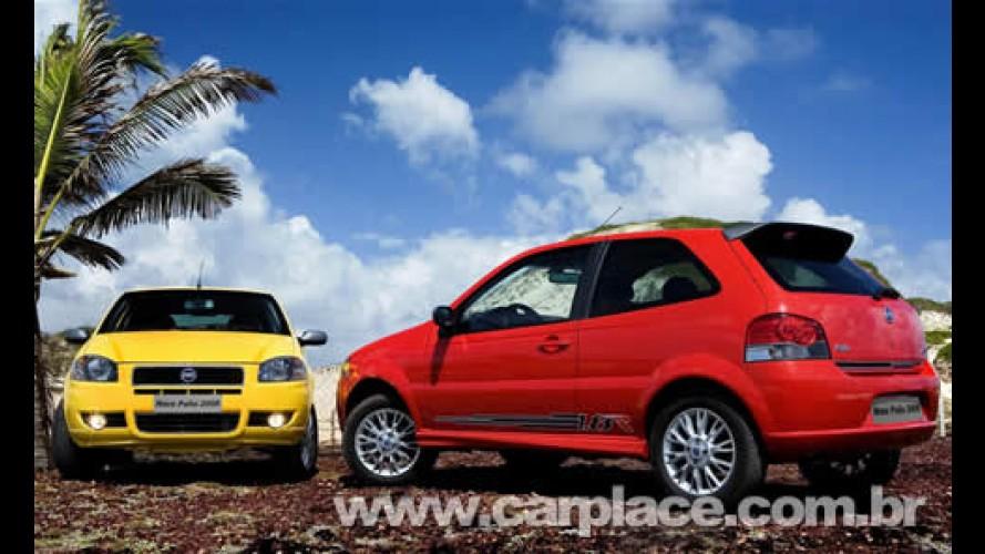 Sucessor do Palio e do Mille estão sendo totalmente feitos pela Fiat brasileira