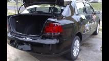 Novo Voyage 2009 - Novo sedan já chegou em algumas concessionárias