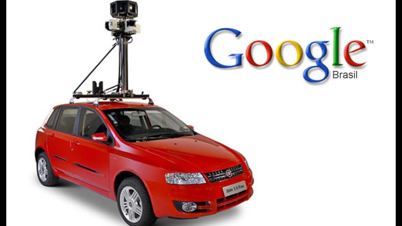 Google e FIAT fecham parceria para trazer Street View aos mapas do Brasil - Veja como funciona