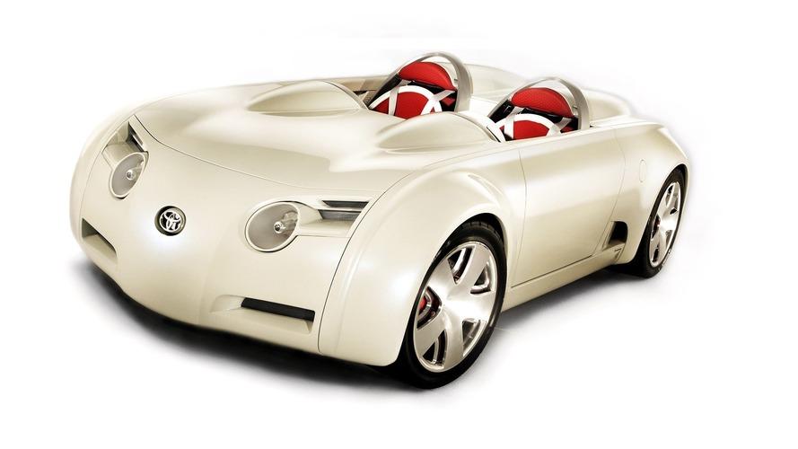 2003 Toyota CS&S: забытые концеп-кары