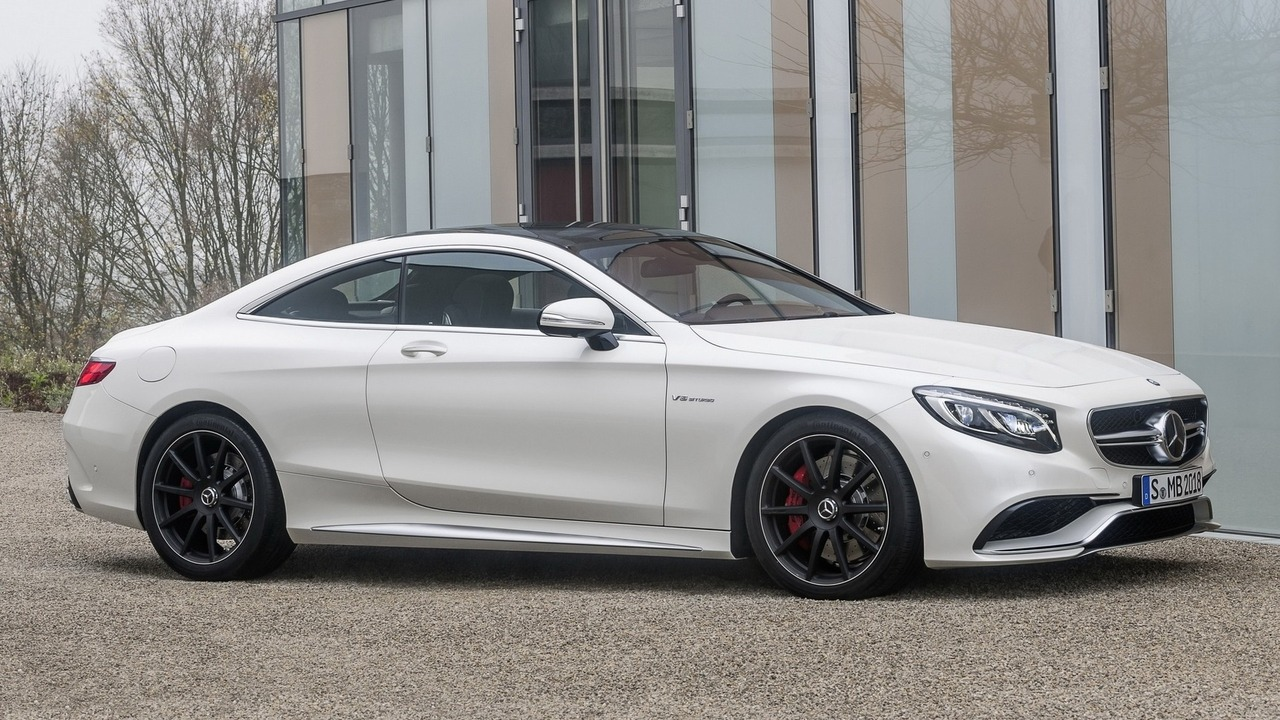Mercedes Amg S63 Coupe
