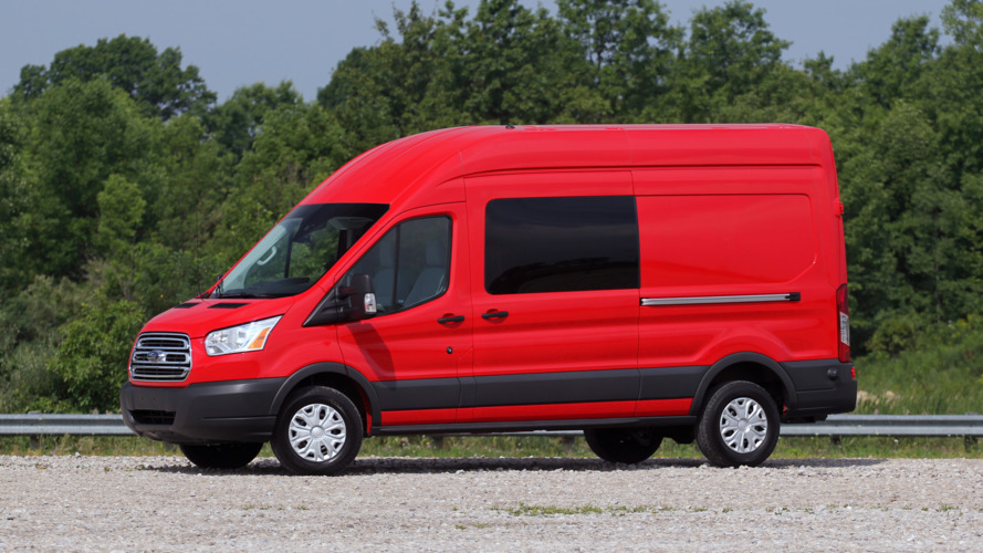 Ford Recalls 400K Transit Vans Over Driveshafts That Could Detach