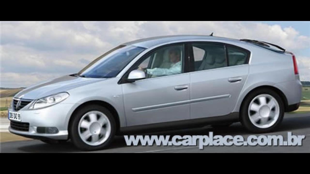 Novo Logan 2009? Segunda geração do sedan deve chegar em 2009 ao Brasil