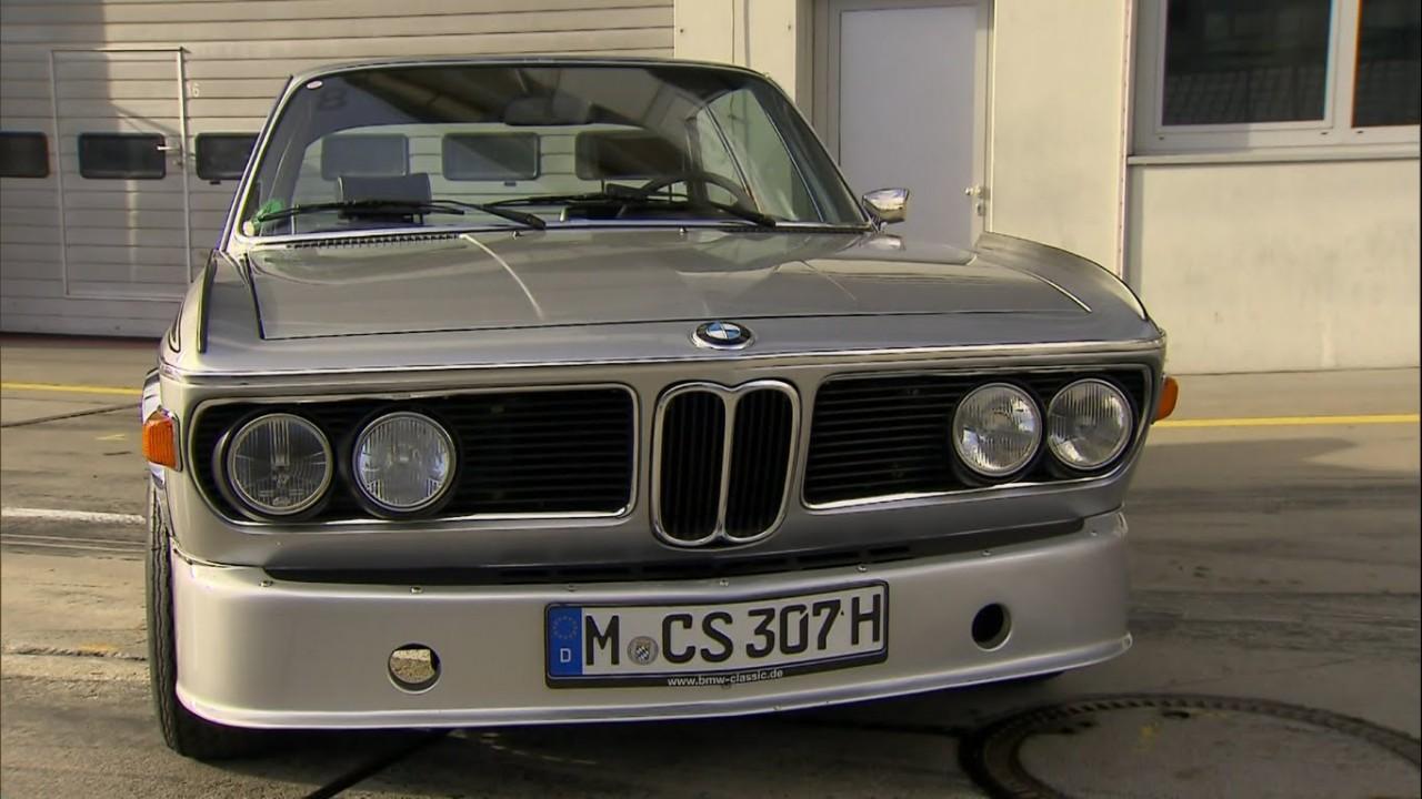 1972'den 2012'ye BMW M Serisi Otomobillerin Motor Sesleri - Video