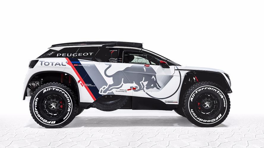 Peugeot Dakar aracını tanıttı