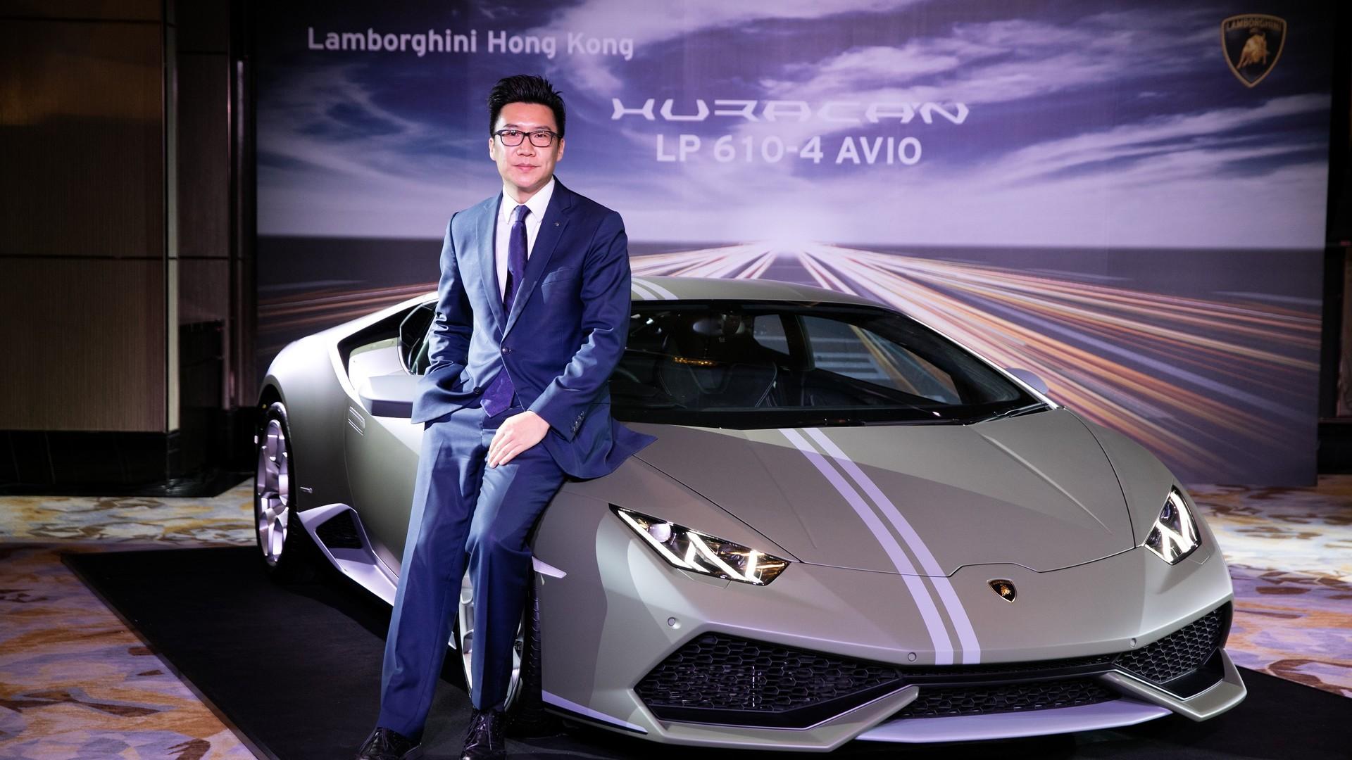 Lamborghini Huracan Avio Launches In Hong Kong At Hk 4 48m