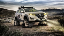 2017 Nissan Rogue Trail Warrior