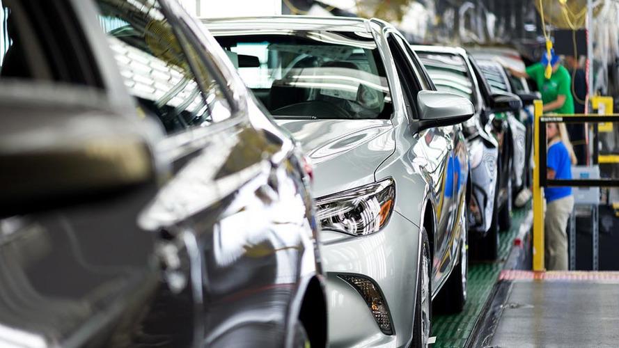Toyota Kentucky Factory