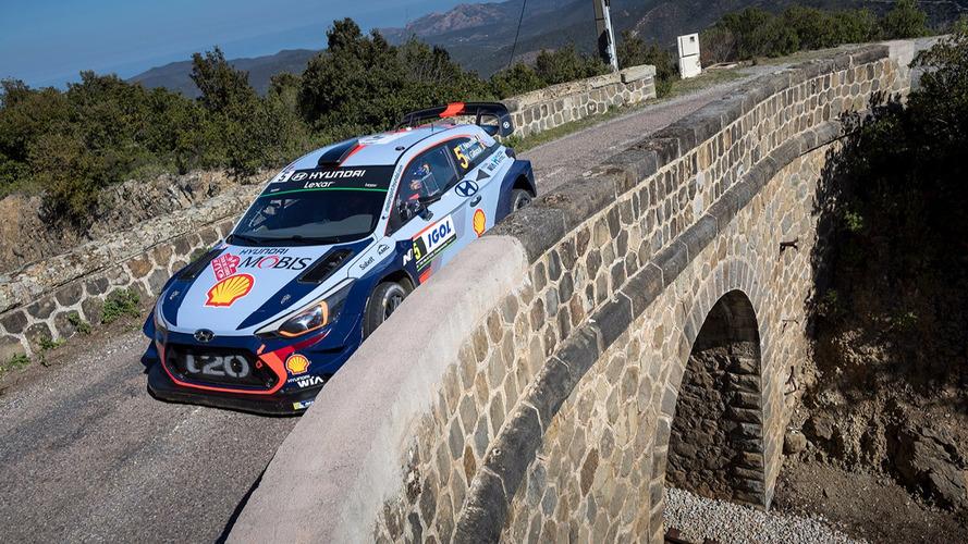 WRC - Neuville fait triompher Hyundai en Corse