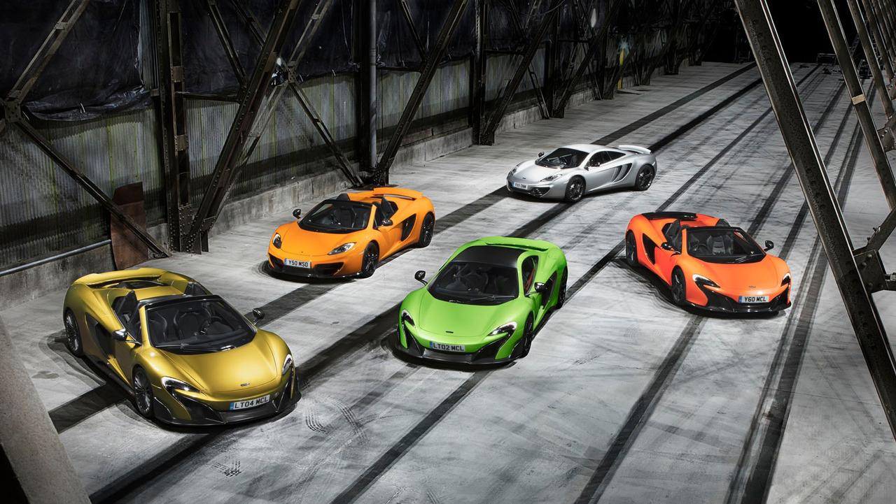 McLaren 720S Full Production