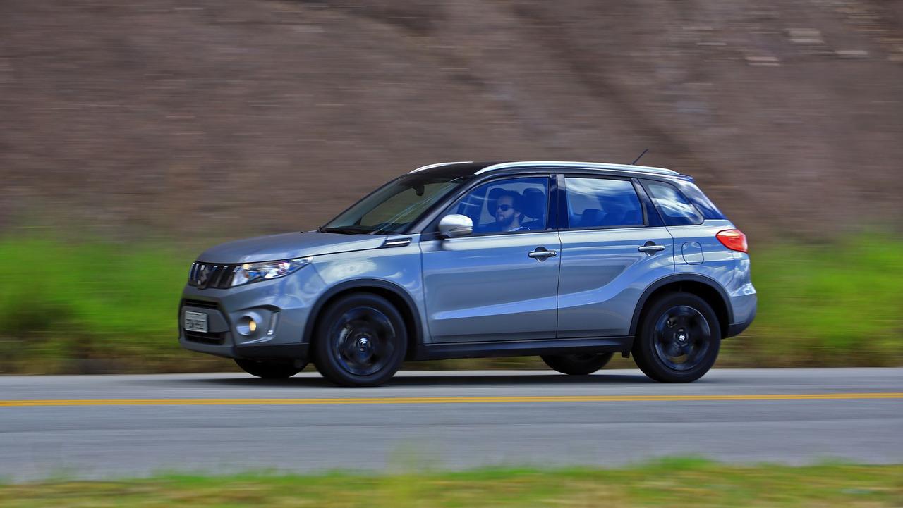 Teste Instrumentado Suzuki Vitara 4sport Quem Ve Cara Nao Ve Emocao