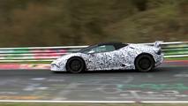 Lamborghini Huracan Performante Spyder Spy Video
