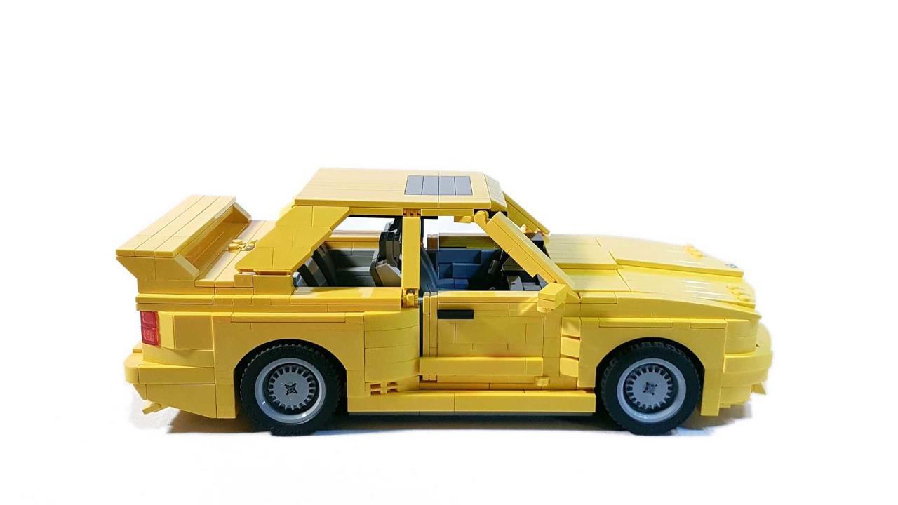 Bmw E30 M3 Lego Ideas Proposal Motor1 Com Photos