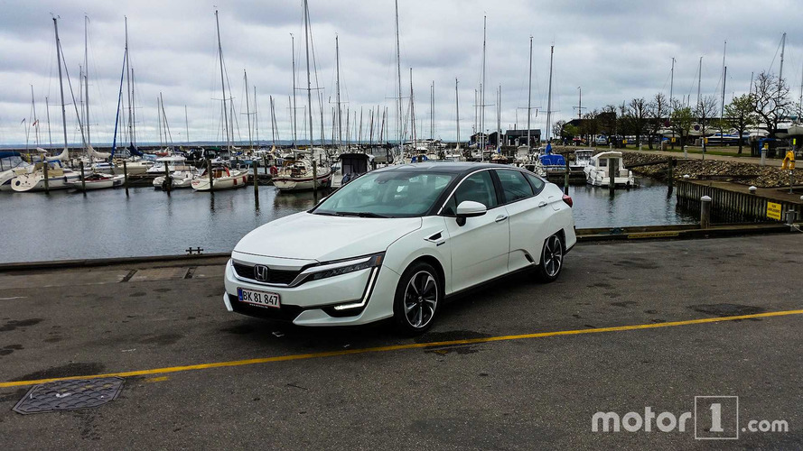 La Honda Clarity Fuel Cell invitée à la COP23