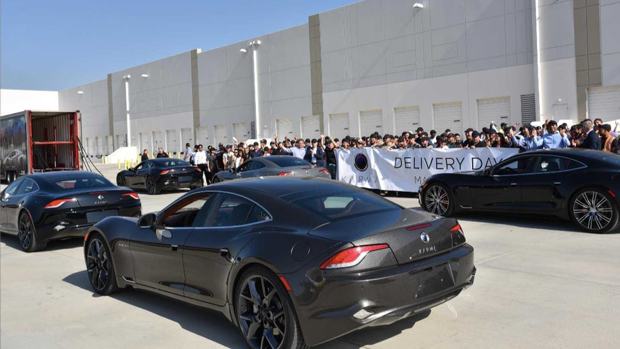 Karma Delivers First Revero