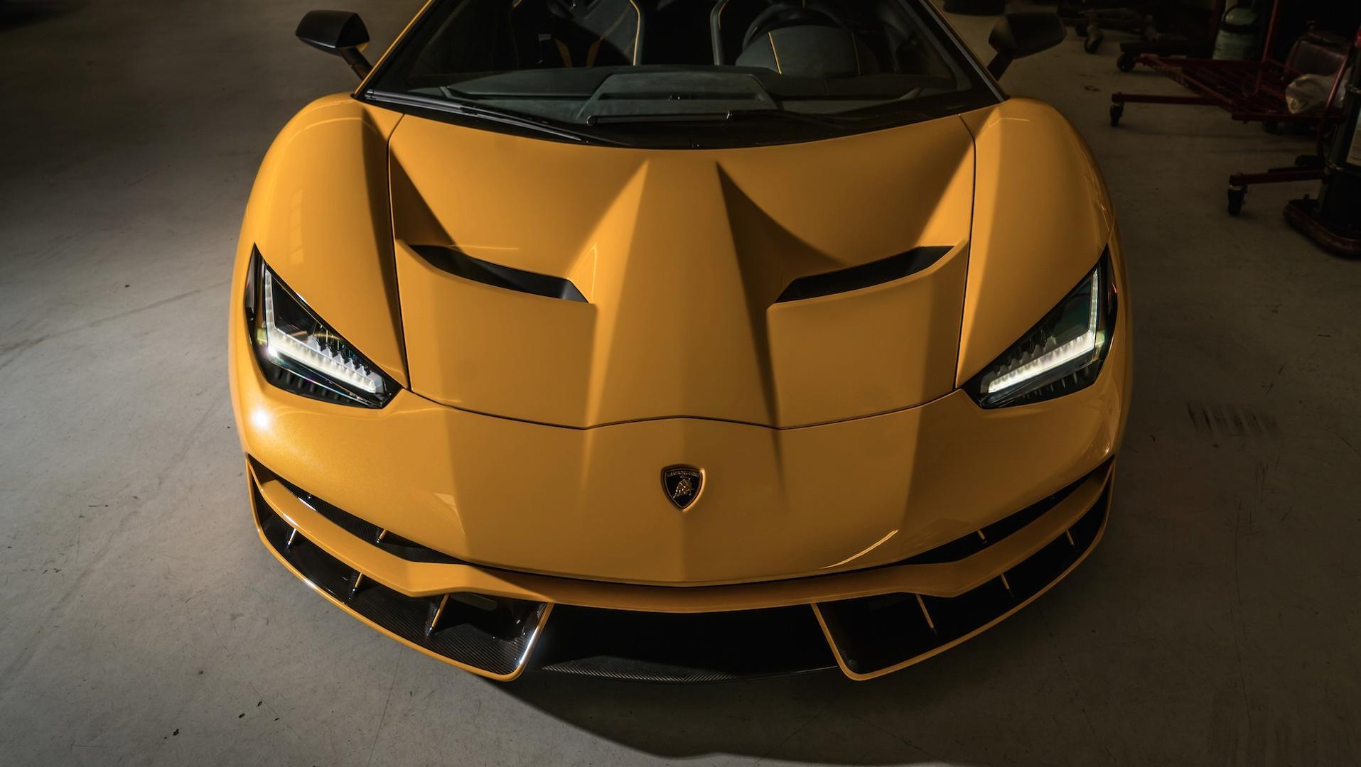 Two New Lamborghini Centenarios Have Landed In The U S