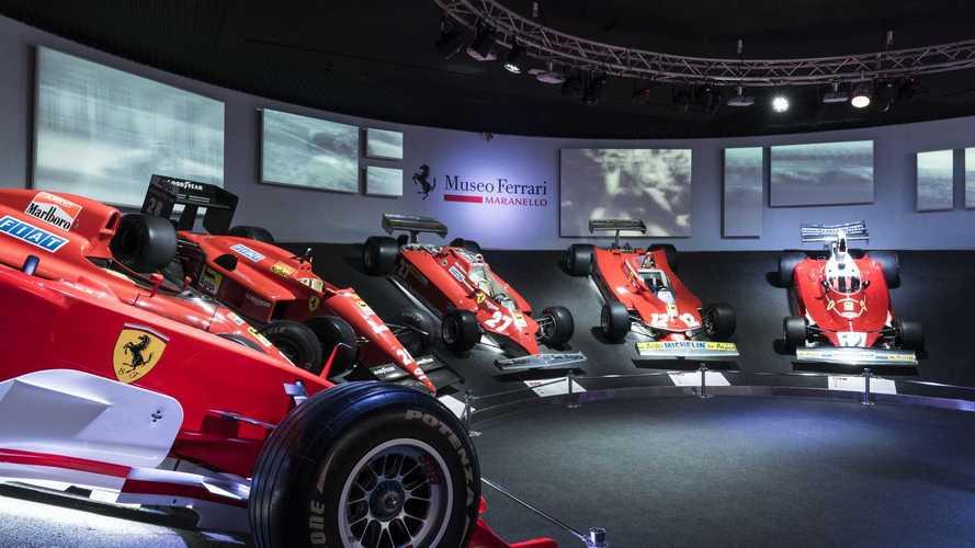 Ferrari amplía su museo en Maranello