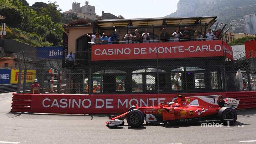 2017 F1 Monaco Grand Prix – Qualifying Results