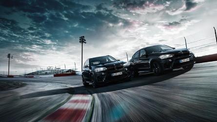 Competition csomagot kaphat, és még erősebbé válhat a BMW X5 és X6 M