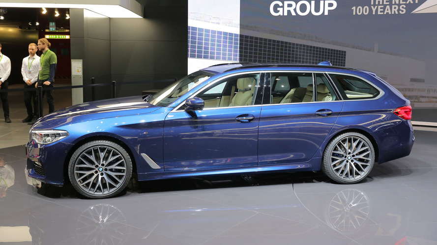 2017 BMW 5 Series Touring is the practical estate we all aspire to own