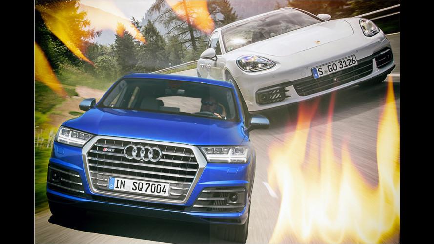 Die spurtstärksten Diesel-Modelle