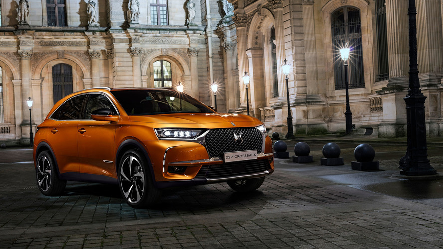 DS 7 Crossback SUV wants to put French premium on the map