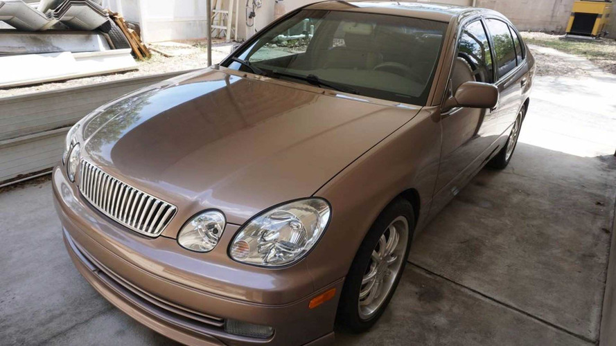This Bonkers Lexus GS300 Sleeper Makes 850 WHP And Its For Sale