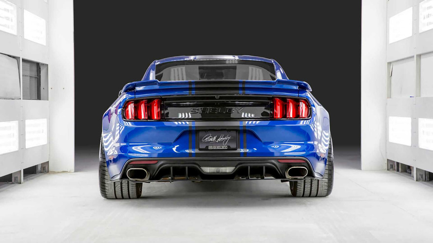 750 chevaux pour la Shelby Super Snake Widebody Concept