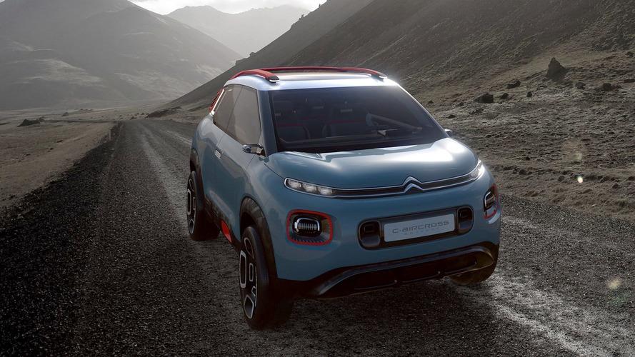 """Semana Motor1 - C-Aircross Concept, Frontier """"quebrada"""", vídeo do Etios X 2018 e mais"""