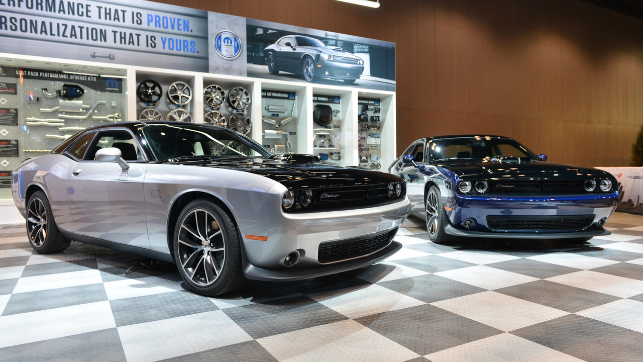 2017 Mopar Dodge Challenger: Chicago 2017