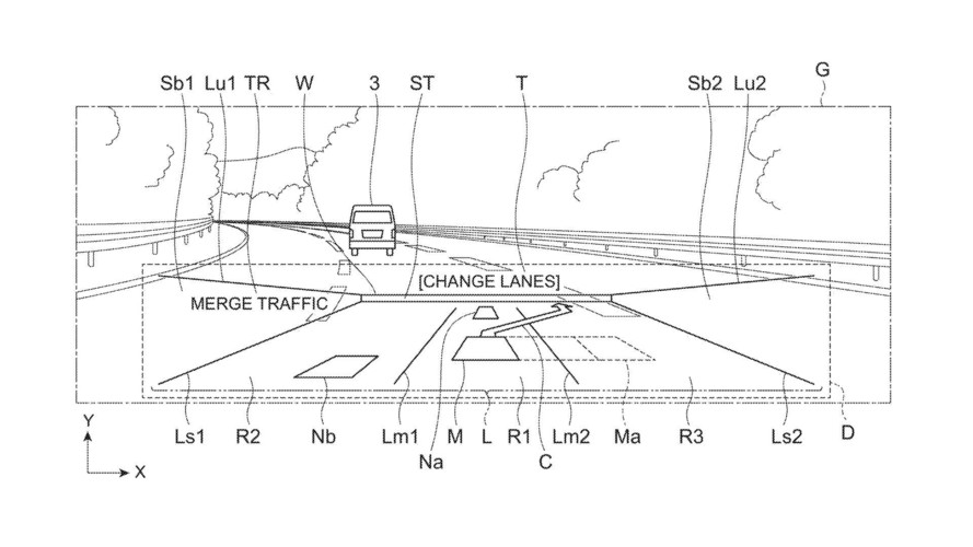 Toyota Patents Tech For Seeing What Autonomous Cars Are Thinking