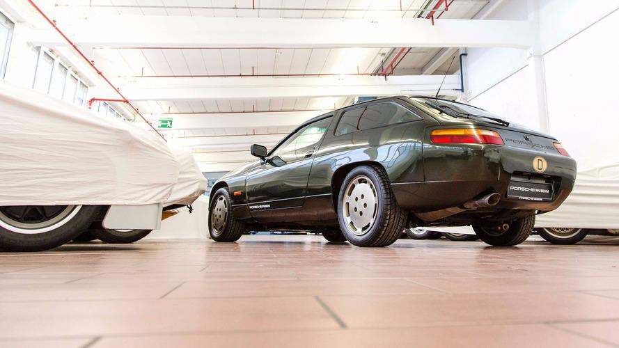 Porsche 928-4 Stuggart