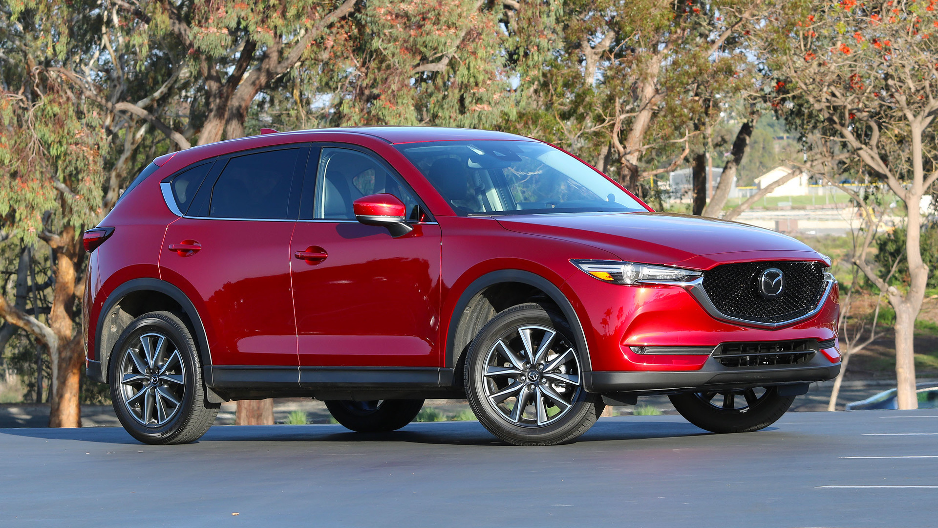 2017 Mazda Cx 5 First Drive Now With Fewer Downsides