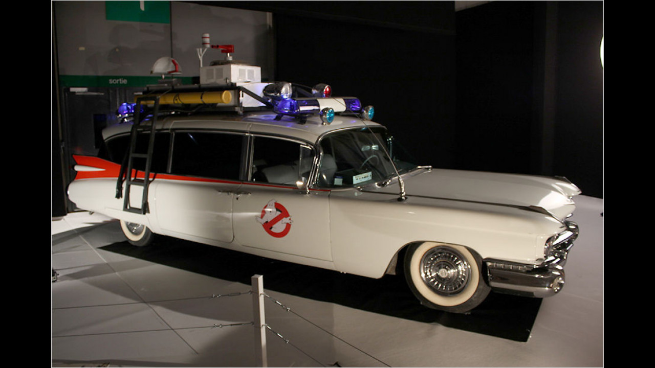 Cadillac Miller-Meteor Ecto 1: Ghostbusters (1984)