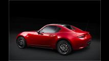 Mazda MX-5 RF: Die Preise
