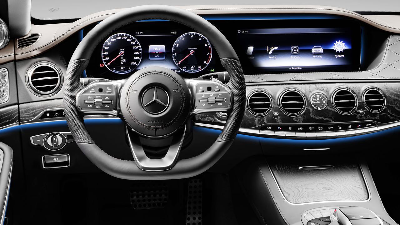 2018 Mercedes Benz S Cl Sedan