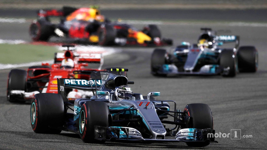 F1 Overtaking Slumped By Half In 2017